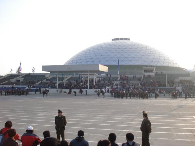 Parada Militar Chile 2009 (Preparatoria) Dsc04717