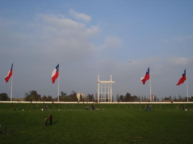 Parada Militar Chile 2009 (Preparatoria) Dsc04718