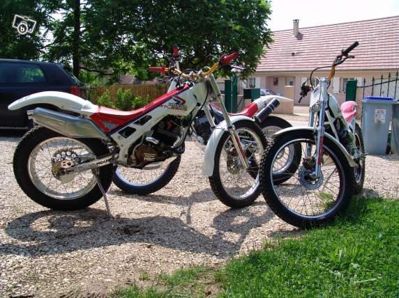 Motos trial honda 56309610