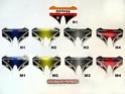 Adhésifs pour optique charbon Mitani  modèle 2010 2009 43110