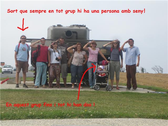 Vacances 2009, Bretanya i Normandia. Getatt10
