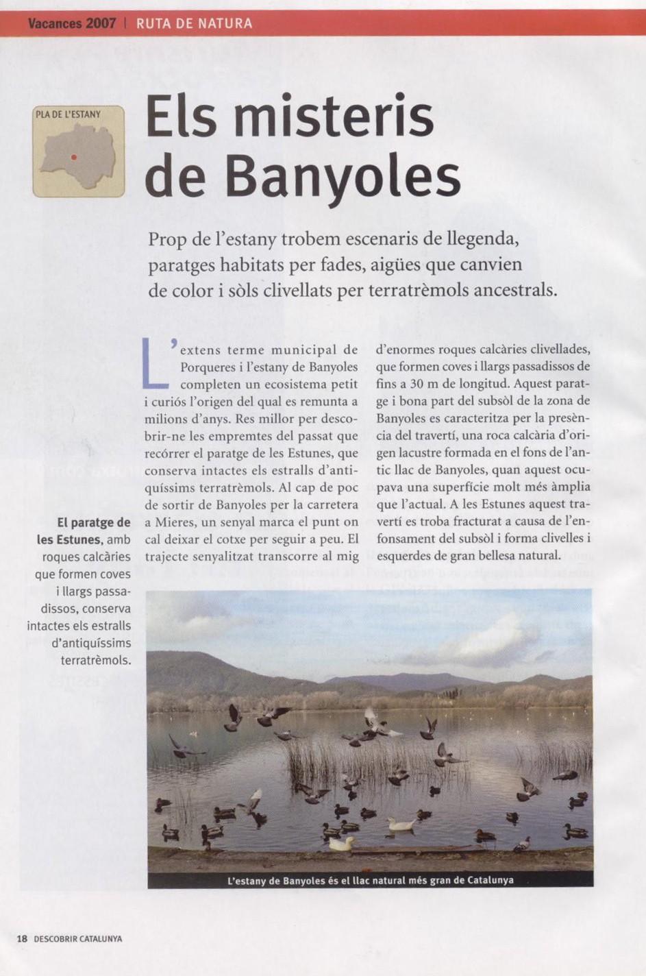 Sortida Julol 2009 Banyoles Petita10