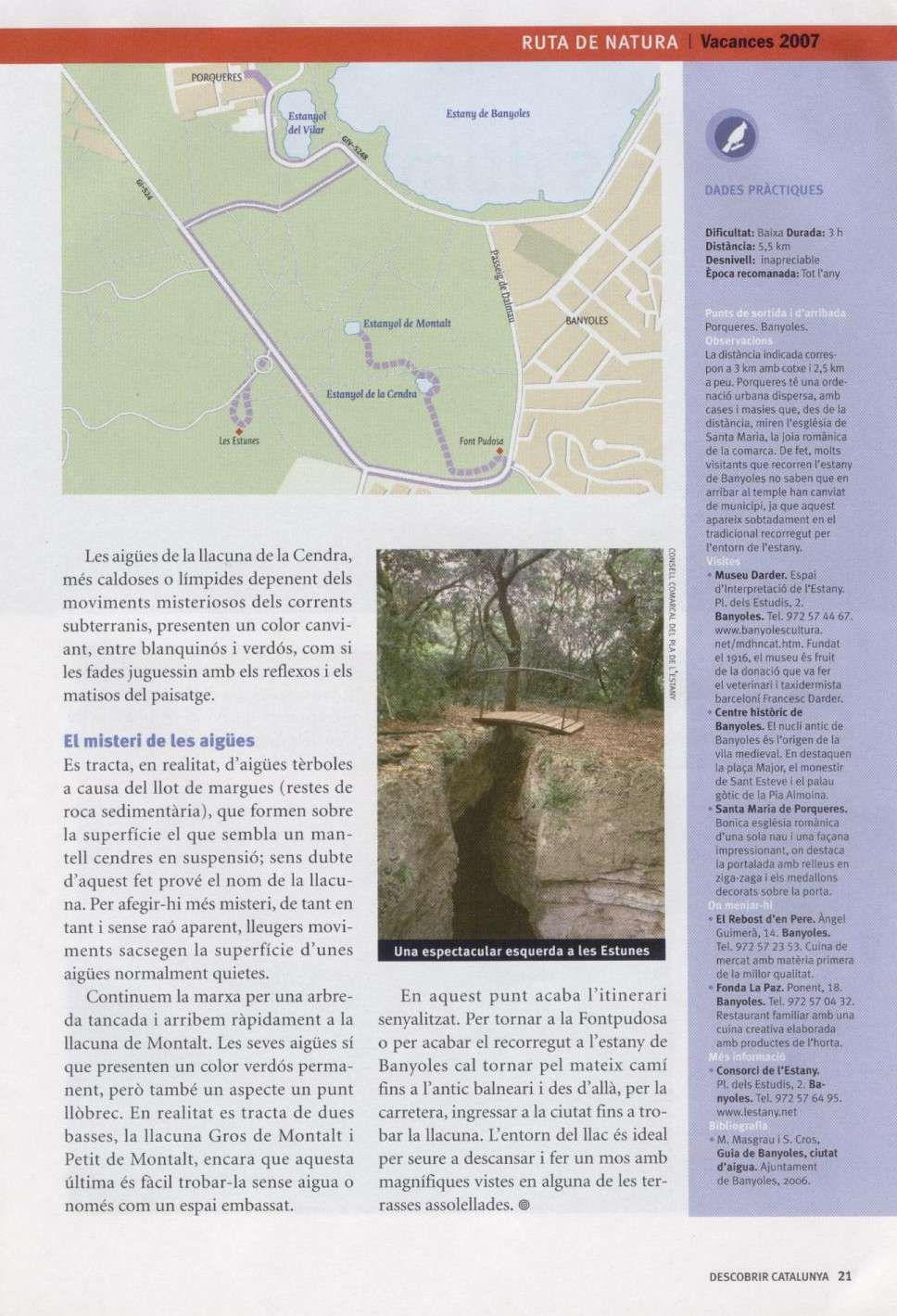 Sortida Julol 2009 Banyoles Petita13