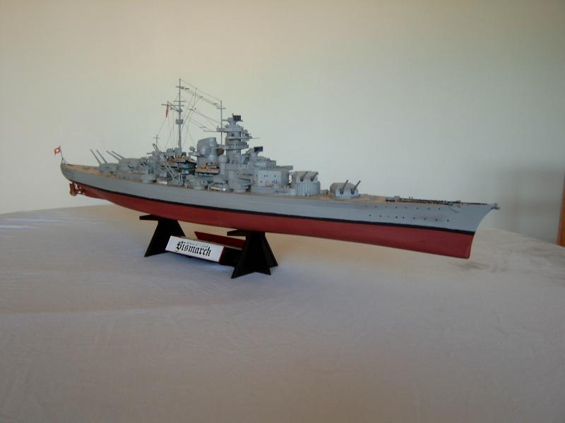 Cuirassé Bismarck 1.350ème - Tamiya 2_bism10