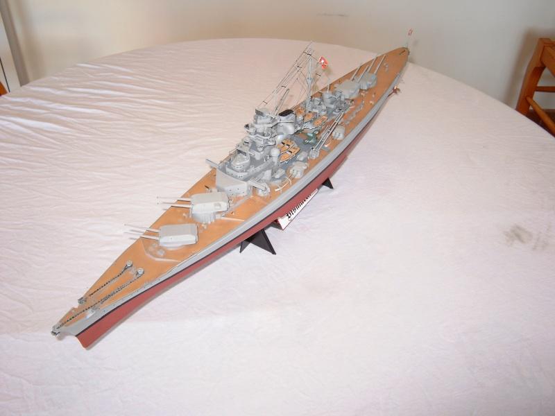 Cuirassé Bismarck 1.350ème - Tamiya 4_bism10