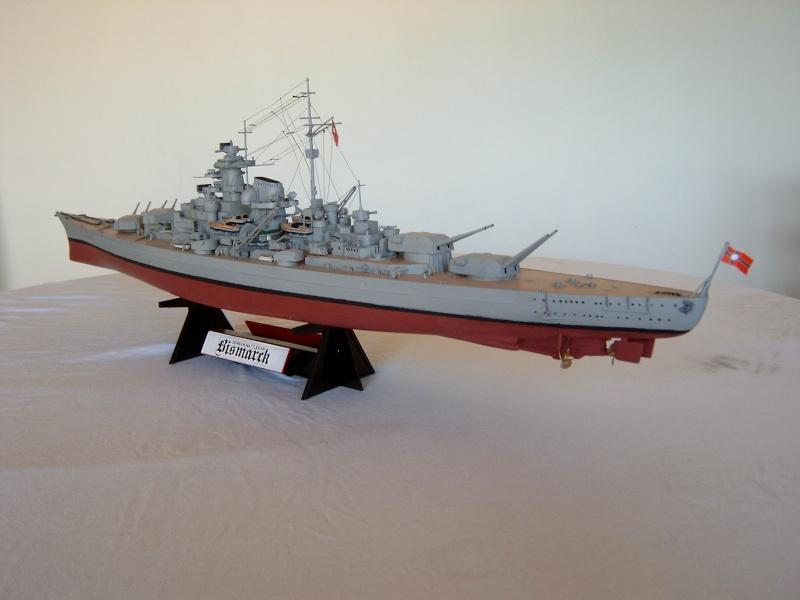 Cuirassé Bismarck 1.350ème - Tamiya 6_bism10