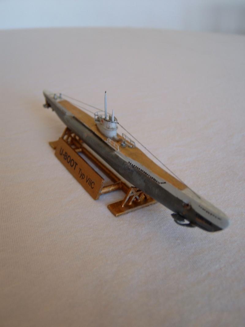 Schnellboate par fourneau au 400eme - heller 6_u-bo10