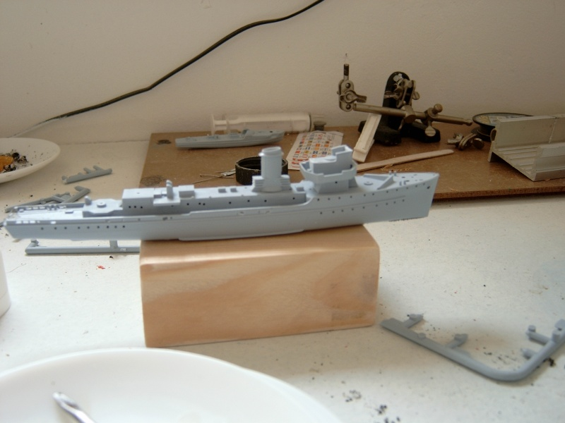 Schnellboate par fourneau au 400eme - heller King_g10