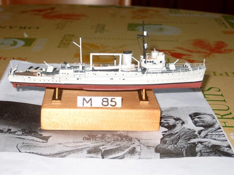 Schnellboate par fourneau au 400eme - heller M85_510