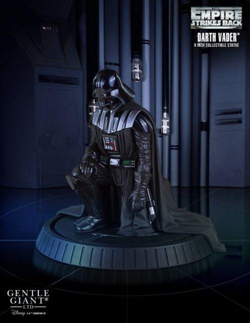 Darth Vader Scale Collectors Gallery Statue Gentle Giant Captur10