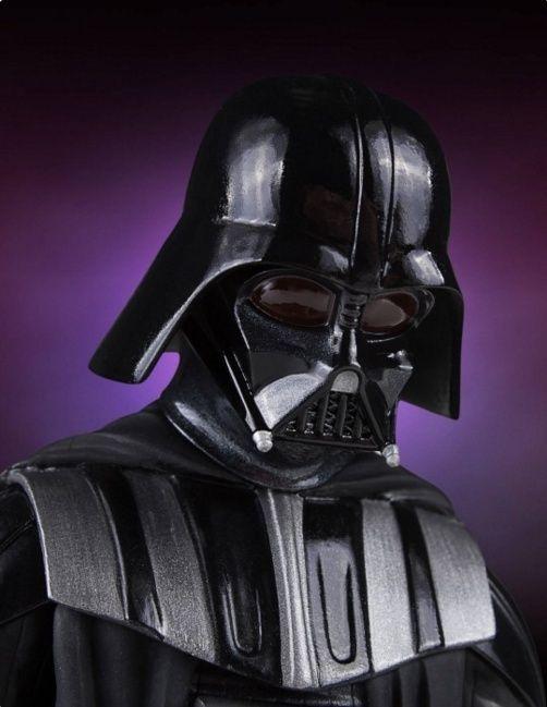 Darth Vader Scale Collectors Gallery Statue Gentle Giant Captur11