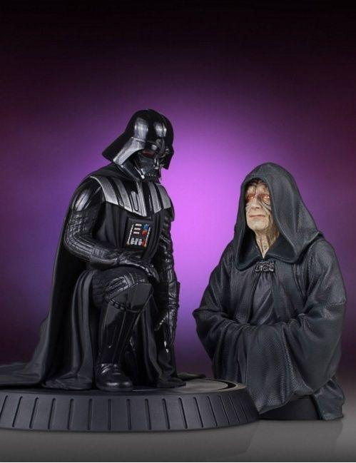 Darth Vader Scale Collectors Gallery Statue Gentle Giant Captur14