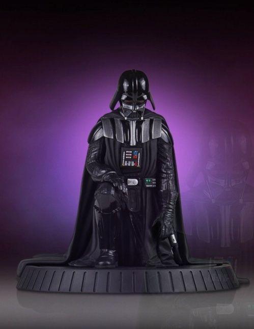 Darth Vader Scale Collectors Gallery Statue Gentle Giant Captur15