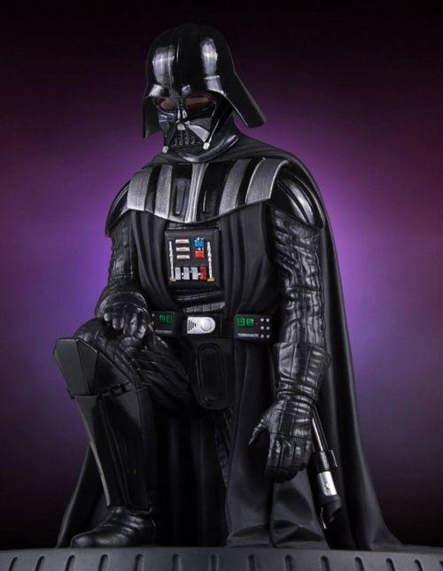 Darth Vader Scale Collectors Gallery Statue Gentle Giant Captur16