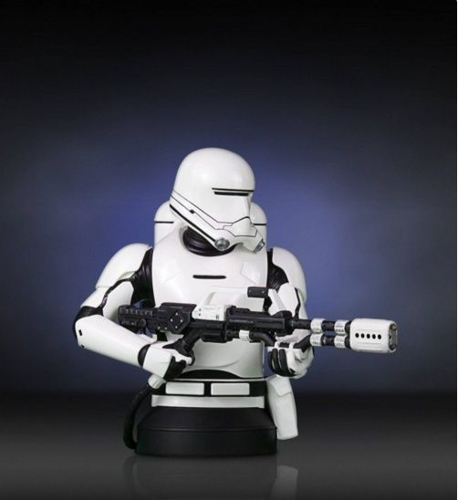 Gentle Giant - First Order Flametrooper Mini Bust TFA Captur18