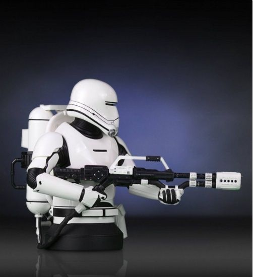 Gentle Giant - First Order Flametrooper Mini Bust TFA Captur20