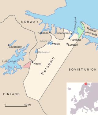 [Finlande] - Näätämö : du soleil de minuit à la nuit polaire 507px-10