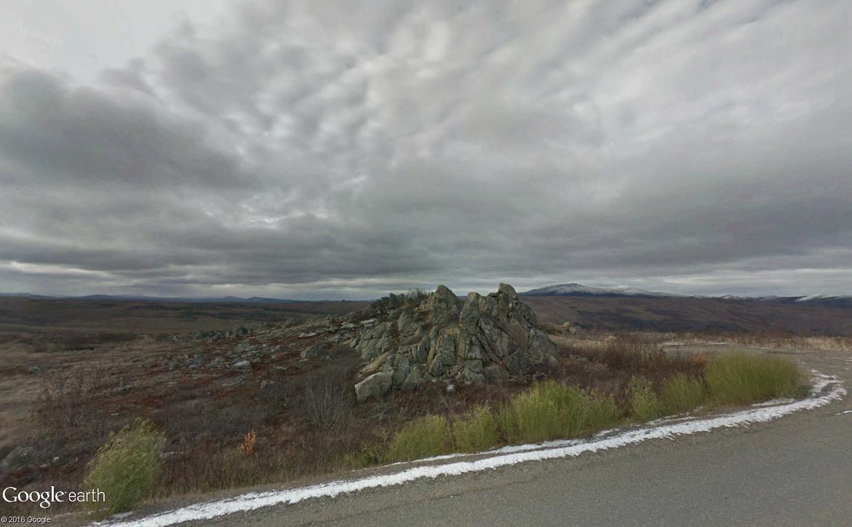 STREET VIEW : 2 sens de circulation = 2 saisons différentes vues de la Google Car ! [A la chasse !] - Page 3 Alaska14