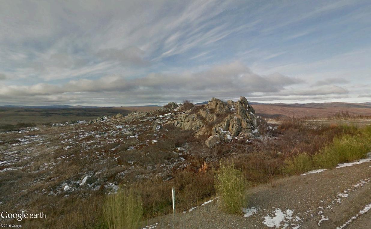 STREET VIEW : 2 sens de circulation = 2 saisons différentes vues de la Google Car ! [A la chasse !] - Page 3 Alaska15