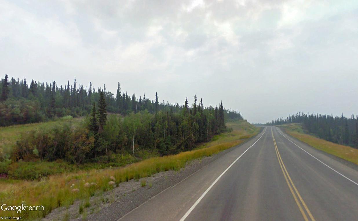 STREET VIEW : 2 sens de circulation = 2 saisons différentes vues de la Google Car ! [A la chasse !] - Page 2 Alaska17