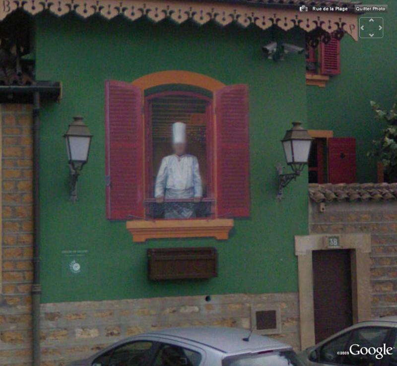 STREET VIEW : les fresques murales en France - Page 2 Bocuse10