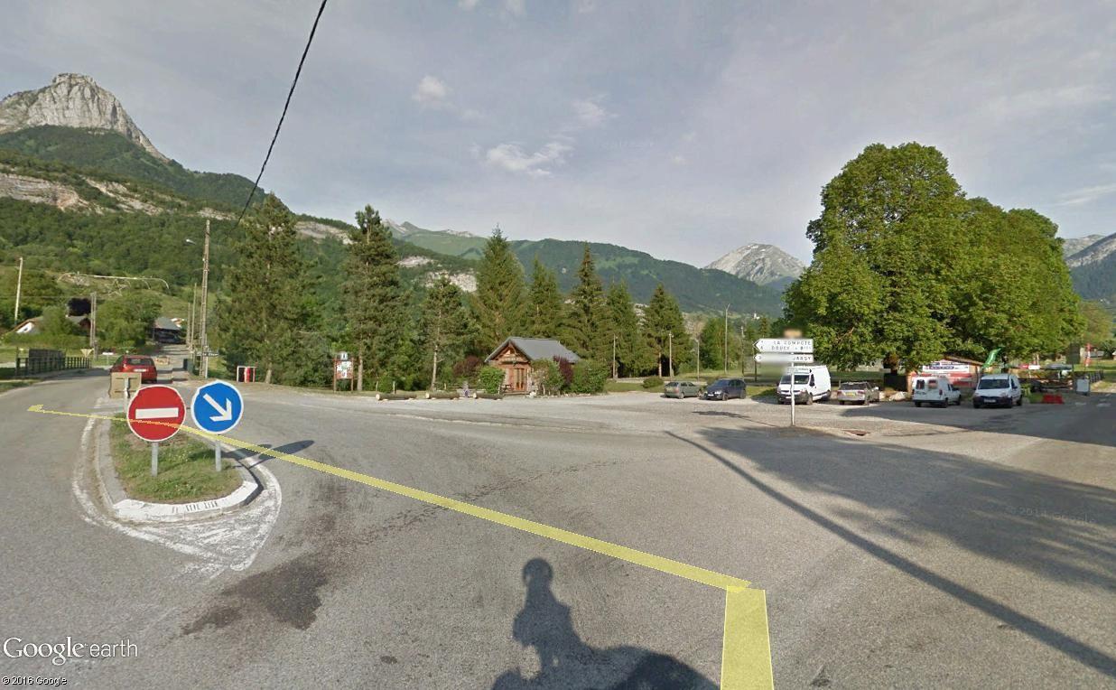 STREET VIEW : 2 sens de circulation = 2 saisons différentes vues de la Google Car ! [A la chasse !] - Page 2 Chatel10