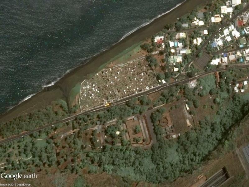Le cimetière marin de Saint-Paul, la Réunion Cimeti10