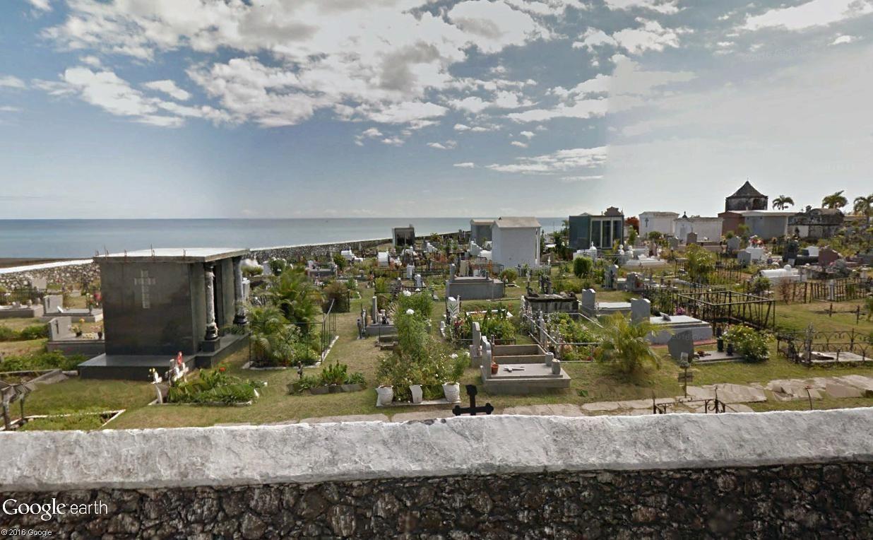 Le cimetière marin de Saint-Paul, la Réunion Cimeti12