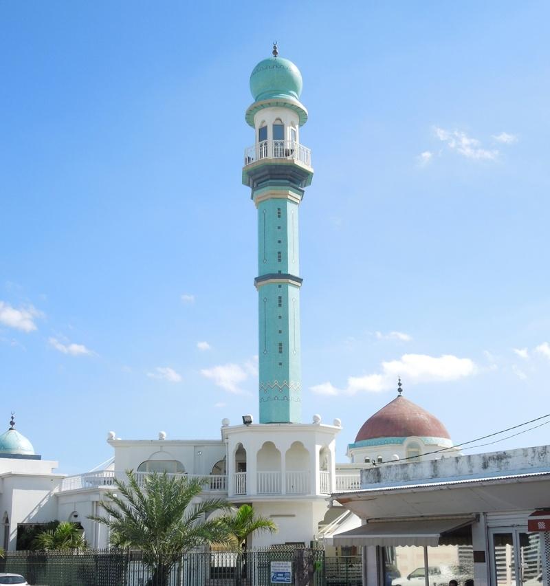 La magnifique mosquée de Saint-Louis [La Réunion] Dscn7115