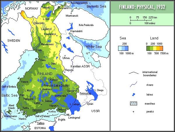 [Finlande] - Näätämö : du soleil de minuit à la nuit polaire Finlan13