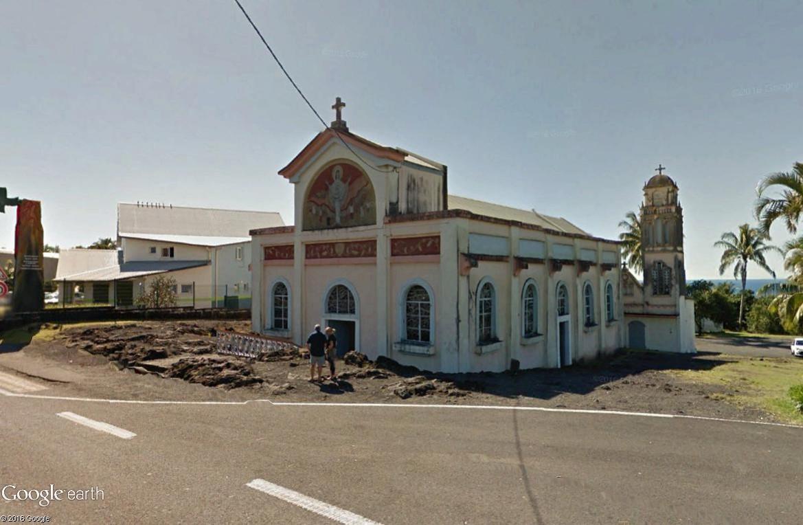 Notre-Dame-des-Laves, l'église la plus célèbre de la Réunion Notred13
