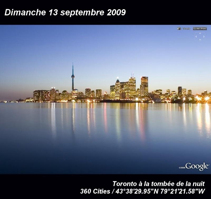 Septembre 2009 (éphéméride) Toront10