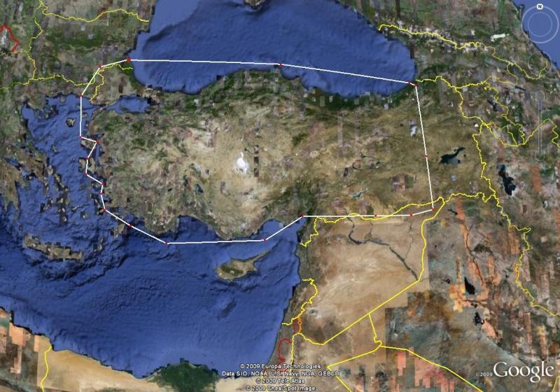 REPONSES du jeu de connaissances géographiques - Page 2 Turqui10