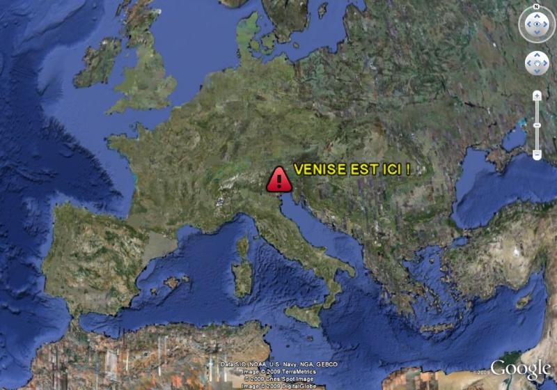 REPONSES du jeu de connaissances géographiques - Page 2 Venise10