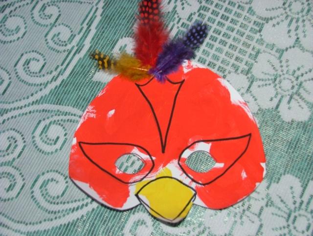 Chapeaux & Masques de Carnaval  Dscf4110