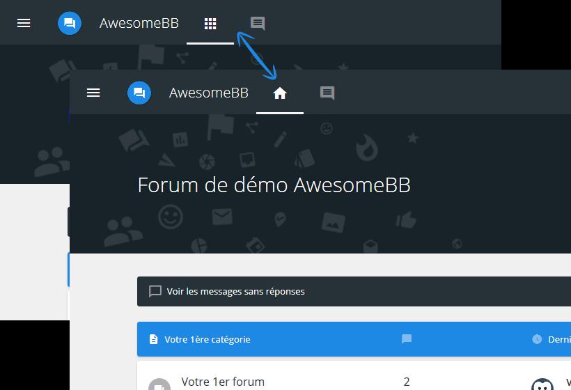 [AWESOMEBB] Modifier l'icône du bouton d'accueil G2307910