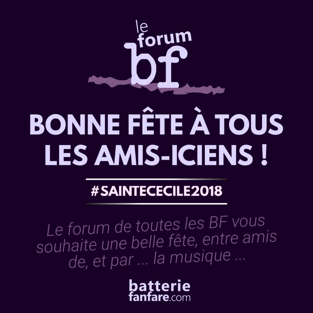 #SainteCecile - Bonne fête à tou·te·s les musicien·ne·s ! Sainte10