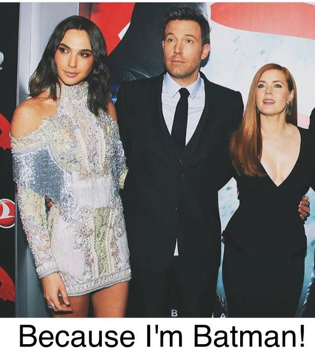 BATMAN VS SUPERMAN : L'AUBE DE LA JUSTICE - Page 19 12321110