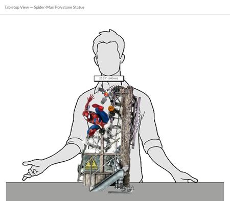 IRON STUDIOS: AMAZING SPIDERMAN LEGACY REPLICA 1/4  - Page 2 B13