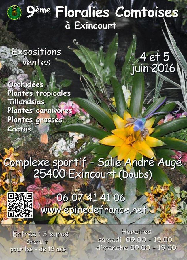 Dates des expos d'orchidées en 2016 - Page 3 Flyer10
