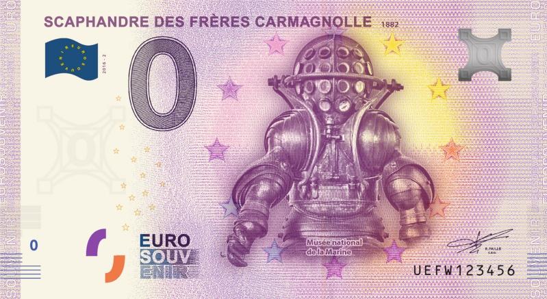 Billets 0 € Souvenirs  [Paris = 81] 7501610