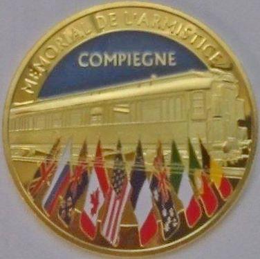 Compiègne (60200)  [Armistice UEKP / Rethondes] Compiy10