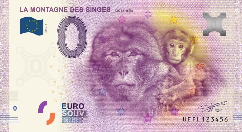 Billets 0 € Souvenirs  = 37 Montag11