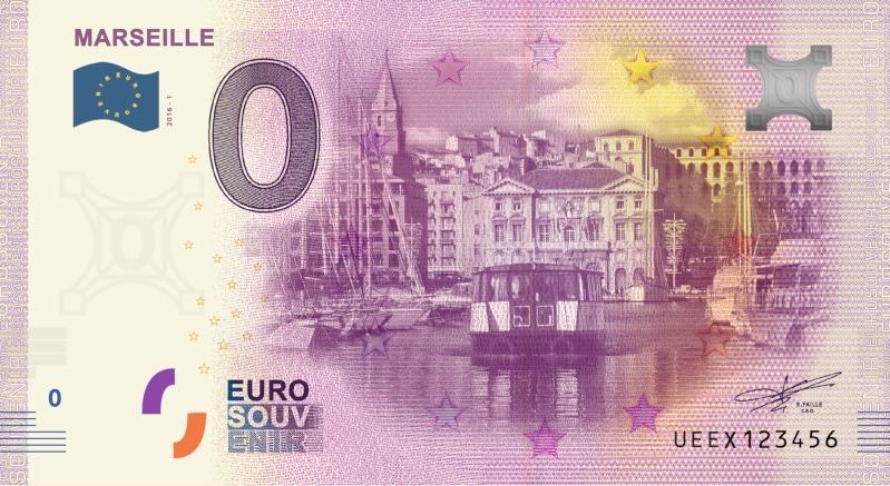 Billets 0 € Souvenirs  [SUD = 62] Port_d10