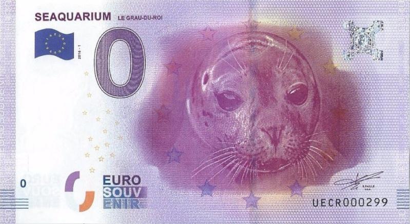 Billets 0 € Souvenirs = 80 Seaqua10