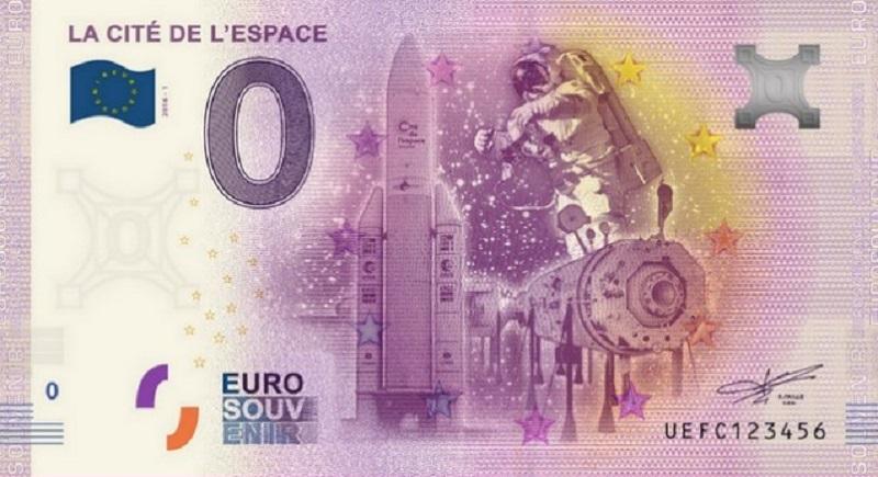 Billets 0 € Souvenirs = 80 Toulou10