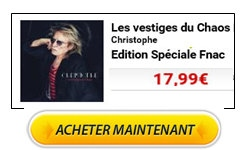 Boutique Christophe Passion Amazon Cd / Dvd / vinyl Captur15