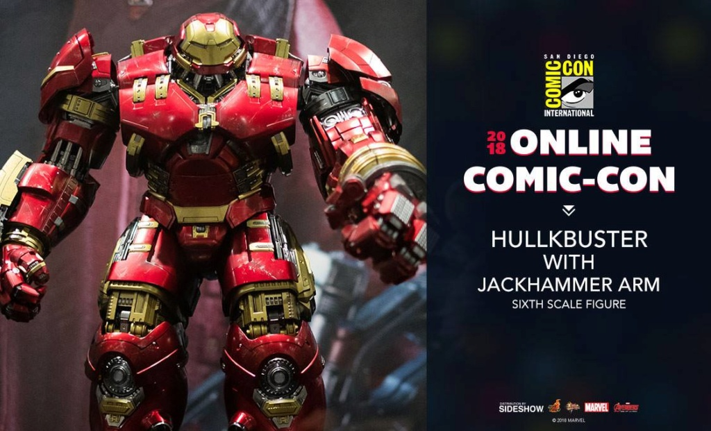 SDCC 2018 : Hot Toys 37344110