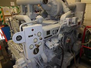 Cung cấp máy phát điện đã qua sử dụng Cummin10