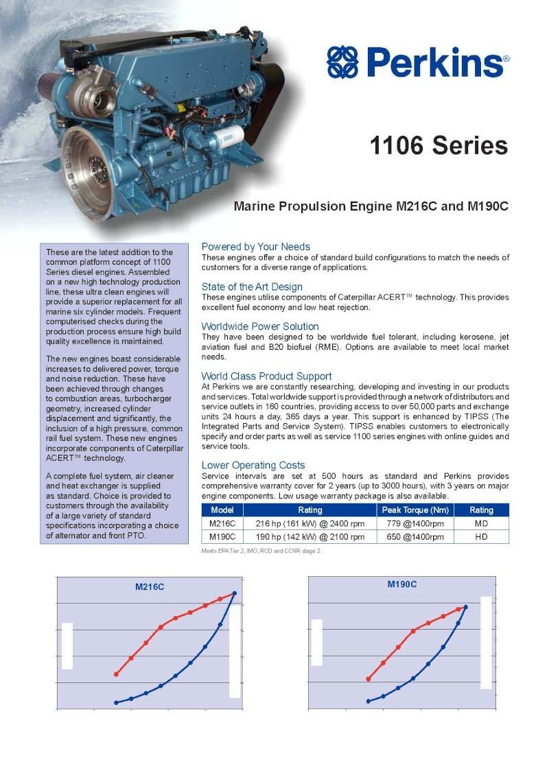 Cung cấp máy thuỷ Perkins mới công suất: 86, 150, 186, 190, 215, 216, 250, 300hp. M190c_10